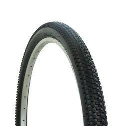 "NEW! Wanda Bicycle Tire 26"" x 2.0"" Black/Black Side Wall W-2"