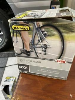 New Bell Road Bike Tire With Kevlar Flat Protection 700c X 3