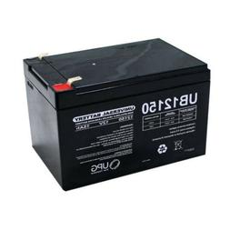 NEW UPG UB12150 12V 15AH F2 Replacement Battery for Mongoose