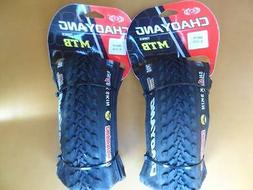 Pair ChaoYang Mountain Bike Tires 26x2.10 Folding Bead 26 Sh