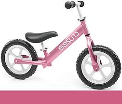 """Pink Cruzee UltraLite  Balance Bike 12"""" For Ages 18 Months t"""