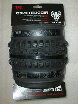 WTB Riddler 29 x 2.25 Tubeless Compatible Mountain Bike Tire