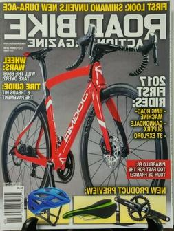 Road Bike Action Magazine Oct 2016 2017 First Rides Tire Gui