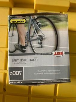 Bell Road Bike Tire 700c Flat Protection With DuPont Kevlar