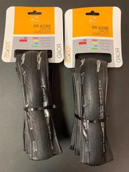 Serfas Seca RS Folding Road tire 700x25 Black