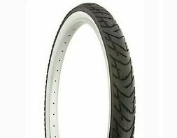 Duro Slick Tire 26in x 2.125in, White Wall