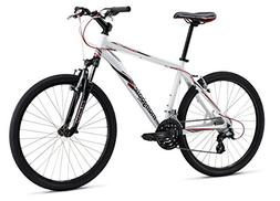 Mongoose M13SWICS1 Men's Switchback Comp Mountain Bike, Whit