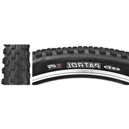 CST Tire Patrol 26X2.25 Black Wire Bead