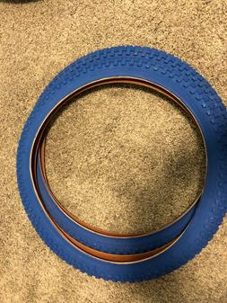 CHENG SHIN TYRES 20 x1.75 blue Comp III 3 BMX RACING DIRT BM
