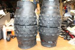 """Vee Tire Co. Snow Avalanche Studded Fat Bike Tire: 26"""" x 4.8"""