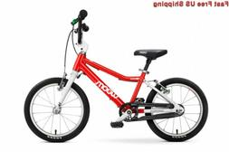 """Woom 3 Pedal Bike 16"""", Ages 4 to 6 Years"""